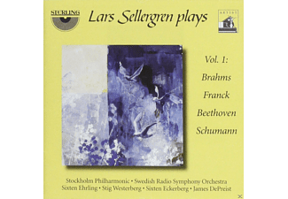 Lars Sellergren, Stockholm Philharmonic - Lars Sellergren Plays Vol.1 - (CD)