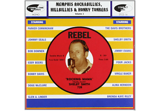 VARIOUS - Memphis Rockabillies 3 - (CD)