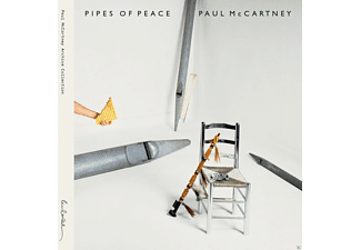 Paul McCartney - Pipes of Peace (2015 Remastered) Ltd. Deluxe Edt. - (CD + DVD Video)