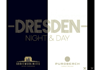 VARIOUS - Dresden Night & Day - (CD)