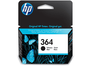 HP 364 Inktcartridge Zwart