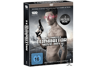 Die ultimative Terminator Movie-Box [DVD]