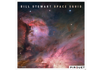 Bill Stewart - Space Squid - (CD)