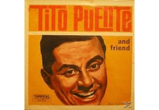Tito Puente & Friends - PUENTE AND FRIENDS - (CD)