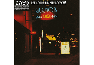 Neil Young and Bluenote Café - Bluenote Café | CD