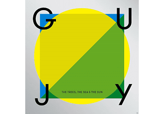 Guy J - The Trees, The Sea & The Sun - (CD)