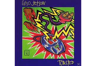 Fatso Jetson - TOASTED - (CD)