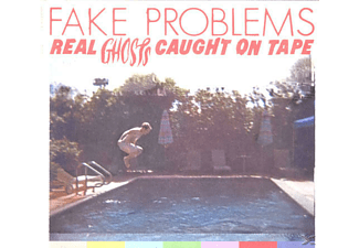 Fake Problems - Real Ghosts Caught On Tape' - (CD)