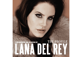 Lana Del Rey - The Profile - (CD)