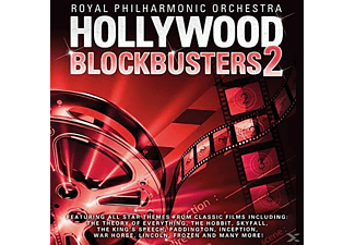 Royal Philharmonic Orchestra - Hollywood Blockbusters 2 - (CD)