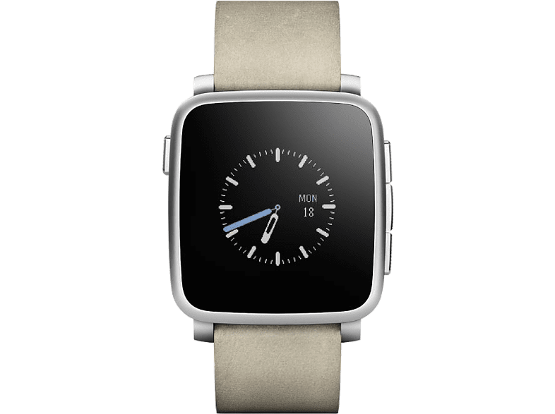 Pebble Time Smartwatch Media Markt