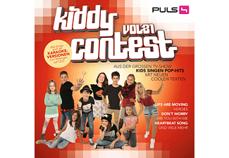 Kiddy Contest Kids - Kiddy Contest Vol.21 - (CD)