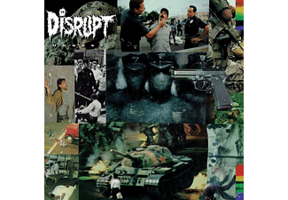 Disrupt - Unrest (LP+MP3) - (LP + Download)