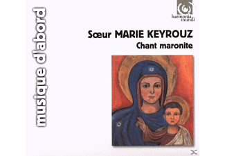 Marie Keyrouz - Chant Maronite - (CD)