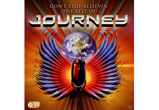 Matteo Becucci, Journey - Don't Stop Believin': The Best Of Journey [CD]