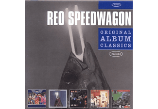 REO Speedwagon - Reo Speedwagon - (CD)