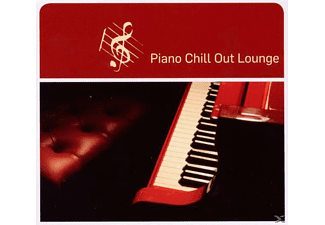 VARIOUS - Piano Chill Out Lounge [CD]