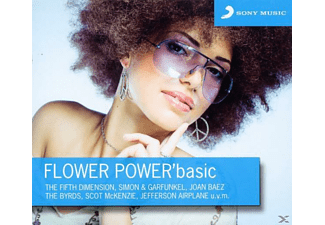 VARIOUS - FLOWER POWER BASIC [CD]