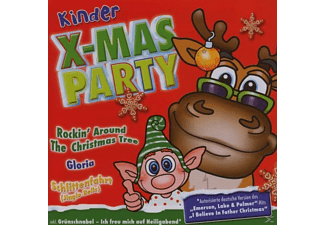 Fun Kids - Kinder X-Mas Party - (CD)