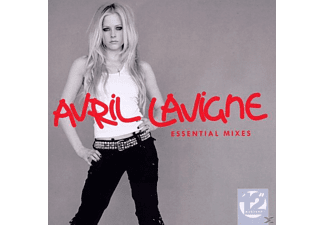Avril Lavigne - 12 MASTERS - THE ESSENTIAL MIXES - (CD)