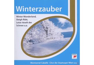 VARIOUS - Winterzauber [CD]