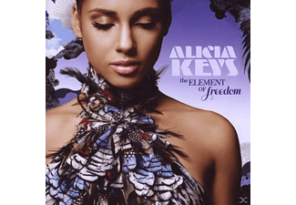Alicia Keys - The Element Of Freedom [CD]