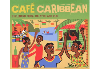 VARIOUS - Cafe Carribbean - (CD)