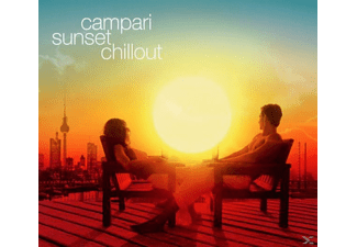 VARIOUS - Campari-Sunset Chillout - (CD)