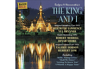 VARIOUS - The King And I (Original Cast 1951) - (CD)