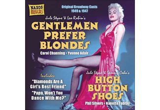 Rosenstock/Channing/Adair - Gentlemen Prefer Blondes - (CD)