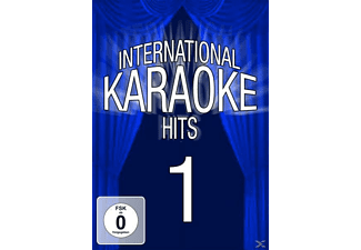 VARIOUS - International Karaoke Hits Vol.1 - (DVD)