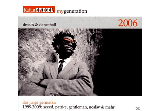 VARIOUS - My Generation - Dreads & Dancehall [CD]