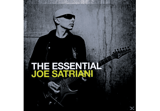 Joe Satriani - The Essential [CD]