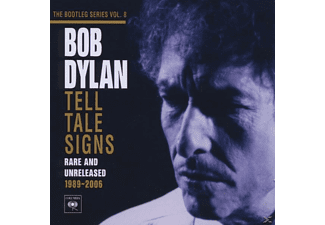 Bob Dylan - Tell Tale Signs: Rare & Unreleased [CD]
