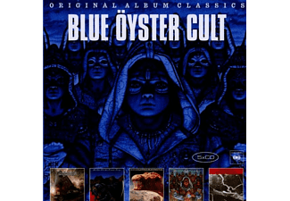 Blue Öyster Cult - Original Album Classics [CD]