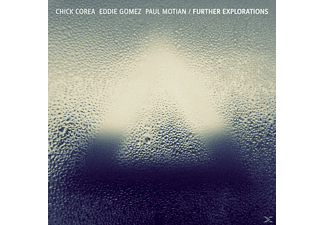 Corea,Chick/Gomez,Eddie/Motian,Paul - Further Explorations [CD]