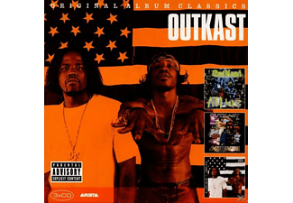Outkast - Original Album Classics [CD]