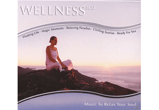 VARIOUS - Wellness Box Ii - (CD)