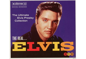 Elvis Presley - The Real Elvis - (CD)