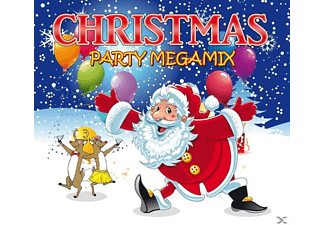 VARIOUS - Christmas Party Megamix - (CD)