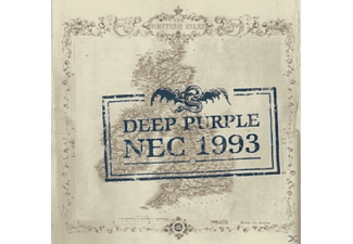 Deep Purple - Live At The Nec 1993 - (CD)