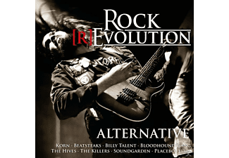 VARIOUS - Rock (R)Evolution, Vol.3 [CD]