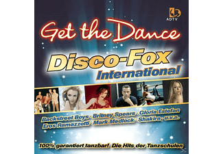 VARIOUS - Get The Dance-Disco Fox Die Internationale - (CD)
