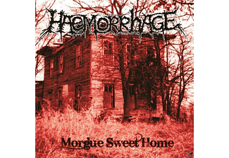 Haemorrhage - Morgus Sweet Home - (Vinyl)