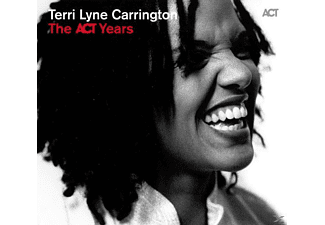 Terri Lyne Carrington - The Act Years - (CD)