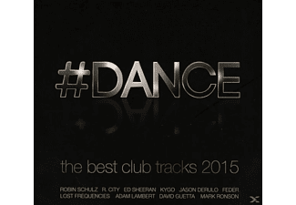 VARIOUS - Dance-The Best Club Tracks 2015 [CD]