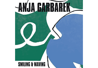 Anja Garbarek - Smiling And Waving - (Vinyl)