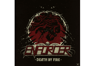 Enforcer - Death by fire [CD]
