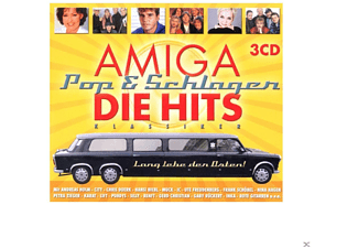 VARIOUS - Amiga-Die Hits [CD]