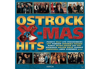 VARIOUS - Ostrock X-Mas Hits - (CD)
